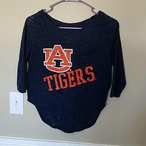 🎃University of Auburn   Tee Shirt